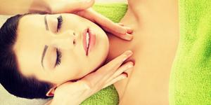Beter in je vel -Hoofd-, nek-, schoudermassage